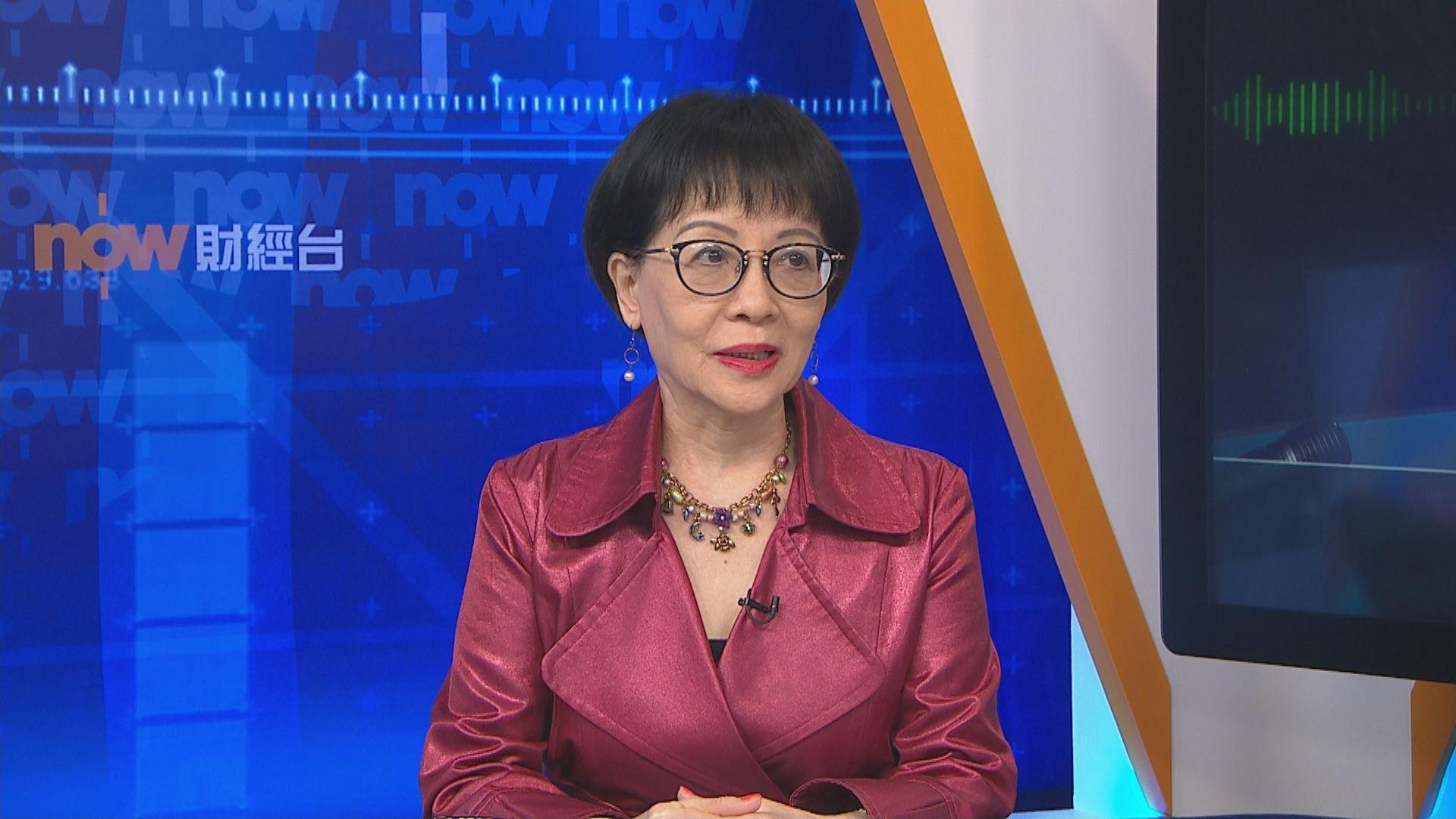劉燕卿:申訴專員公署提改善建議 九成獲採納