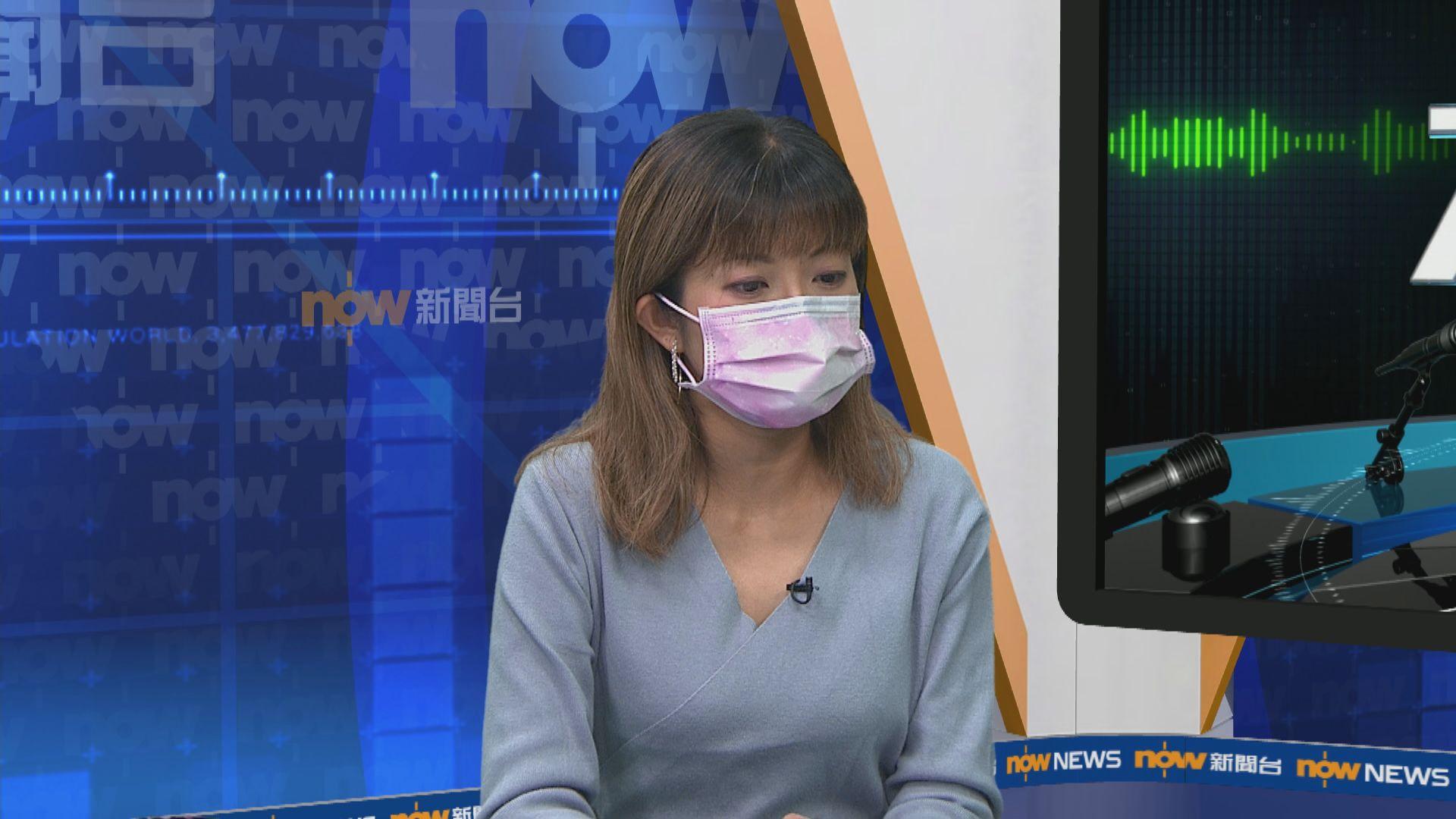 馬仲儀:醫管局承諾向院內感染員工賠償