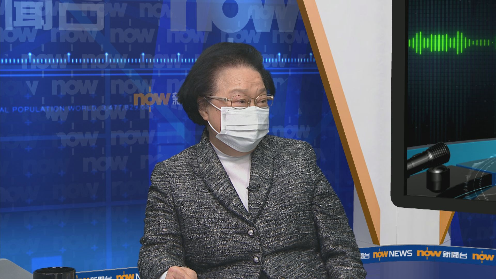 譚惠珠料中方就BNO移民方案有反制措施