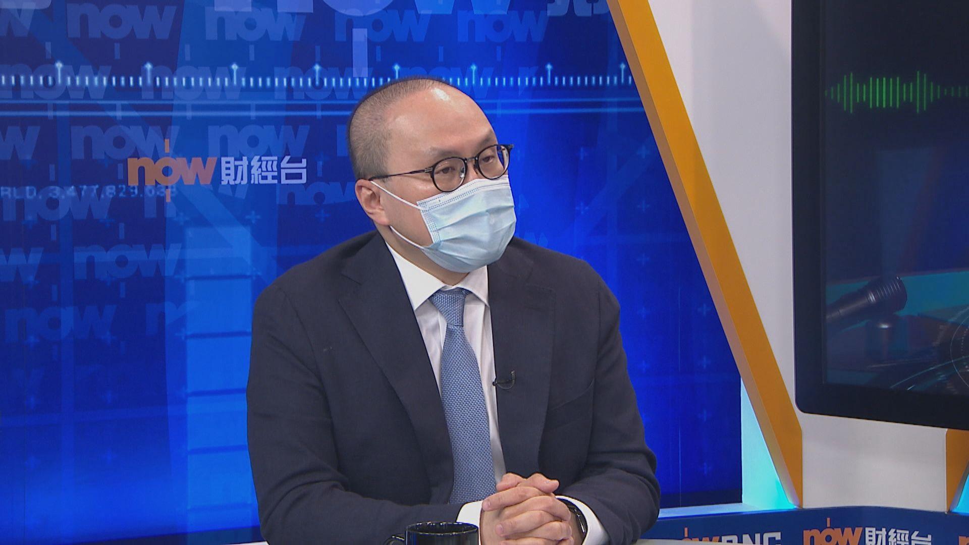 曾祈殷:香港接種率低 難仿效外地放寬防疫措施