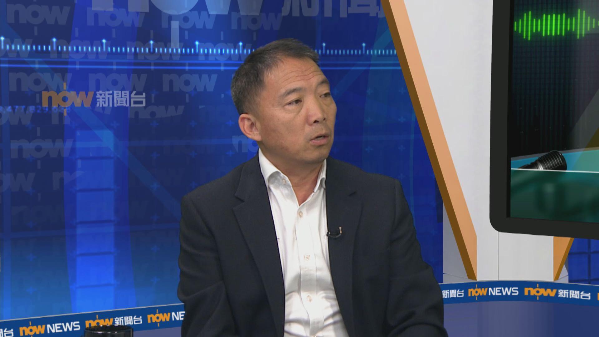 胡志偉:今屆區選市民以選票對政府表態