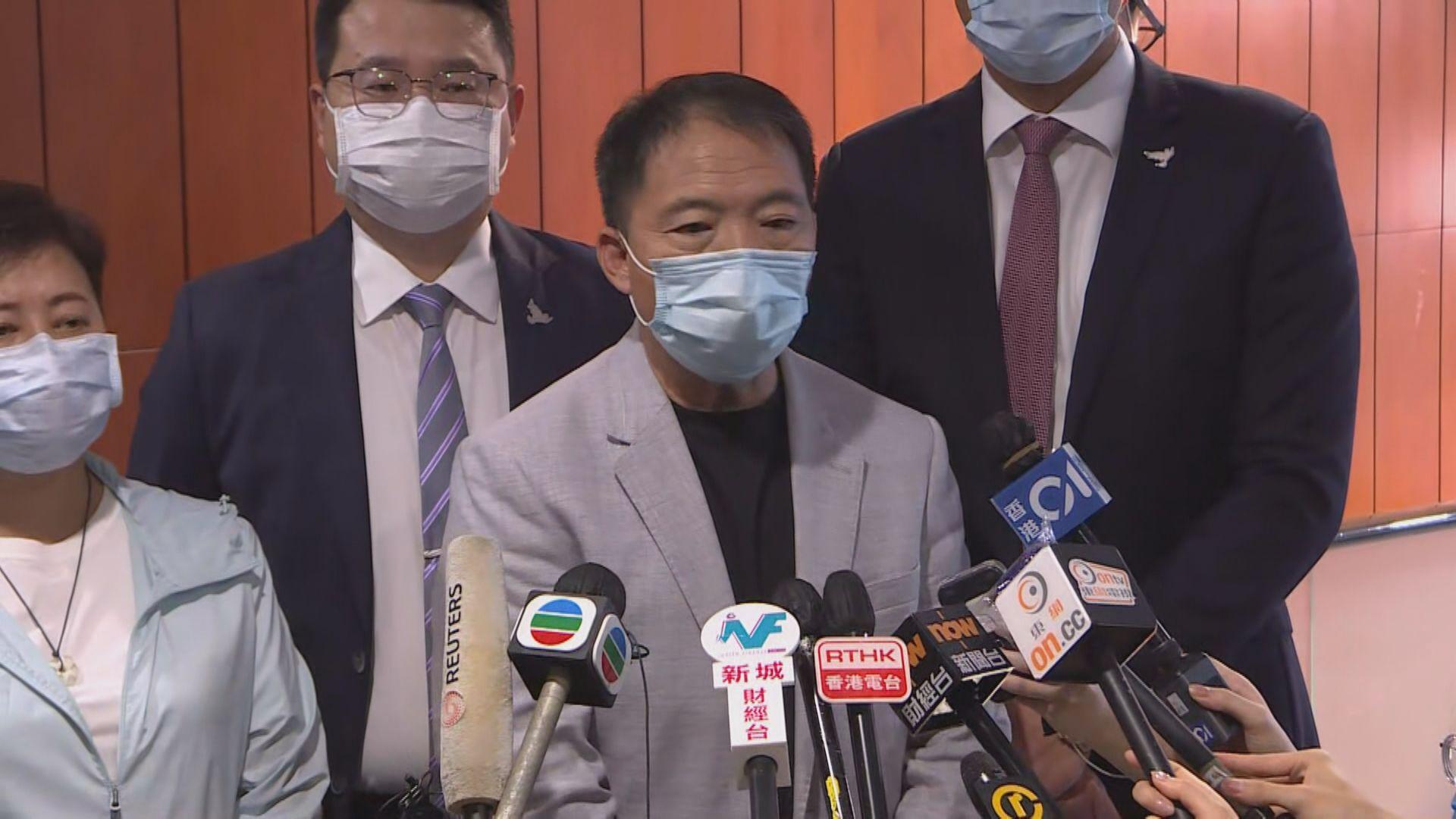 胡志偉:應思考賦予選舉新意義