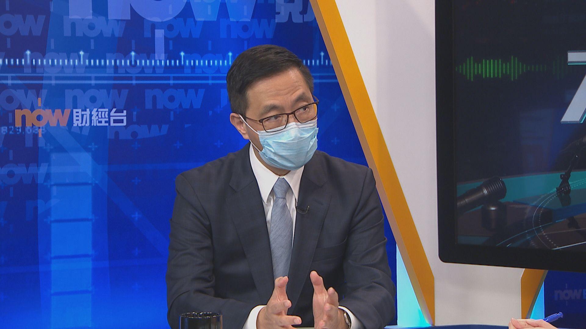 楊潤雄:教育局會派員到校協助推展國安教育課程