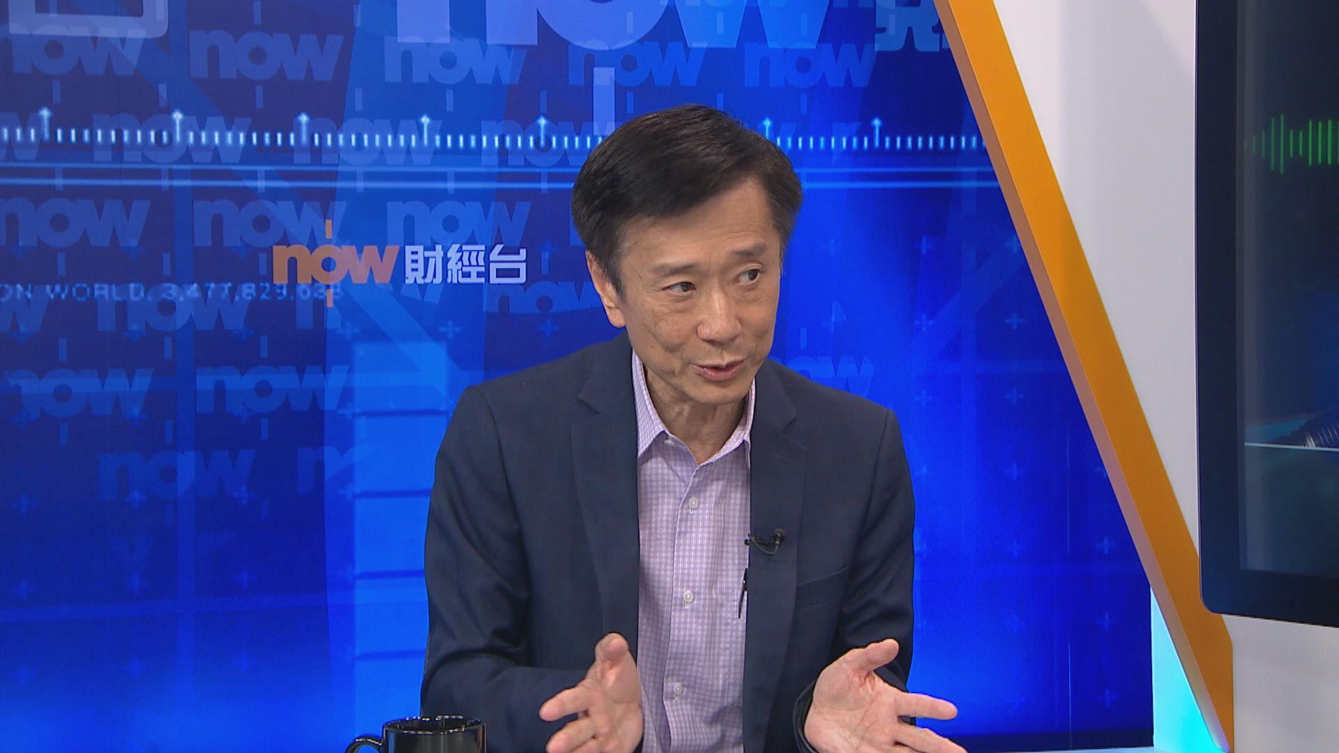 姚思榮:盼政府推動機構業主減租一半