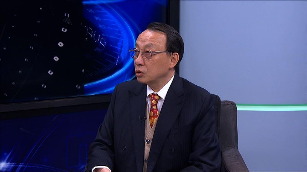 陳景生:鄭若驊繼續處理原有仲裁案是不理想