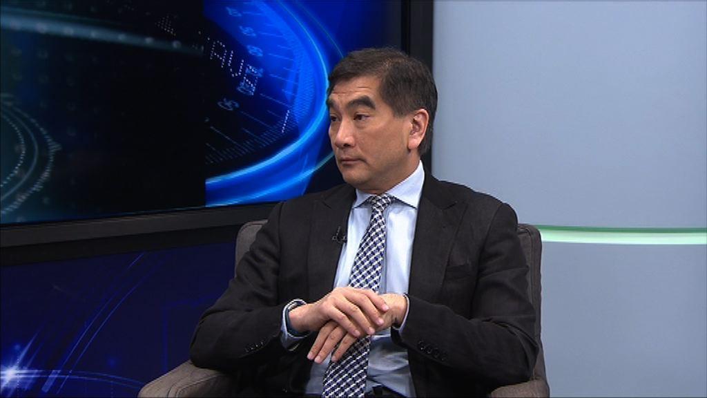 鍾國斌:自由黨反對初步對沖方案