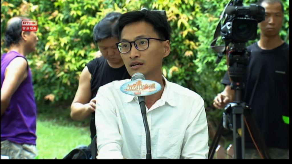 朱凱廸建議林鄭作承諾改善行政立法關係