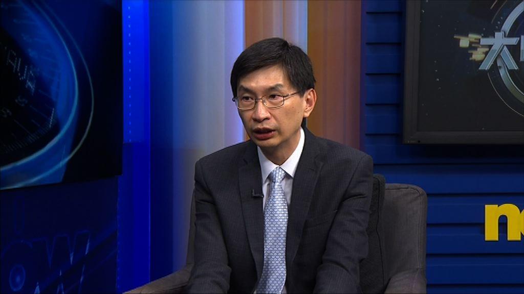 蔡海偉:正研究組合屋作過渡房屋
