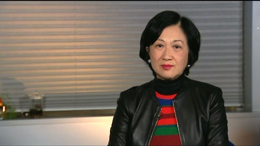 葉劉:曾俊華表現最好 林鄭「辭職論」屬敗筆