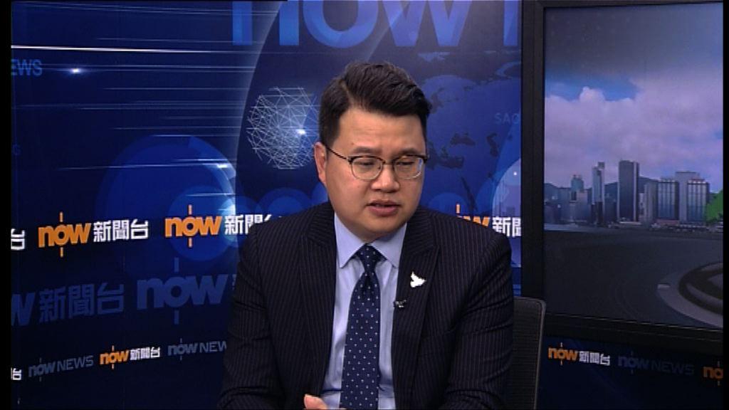 尹兆堅:林鄭高調支持填海造地凌駕土地小組