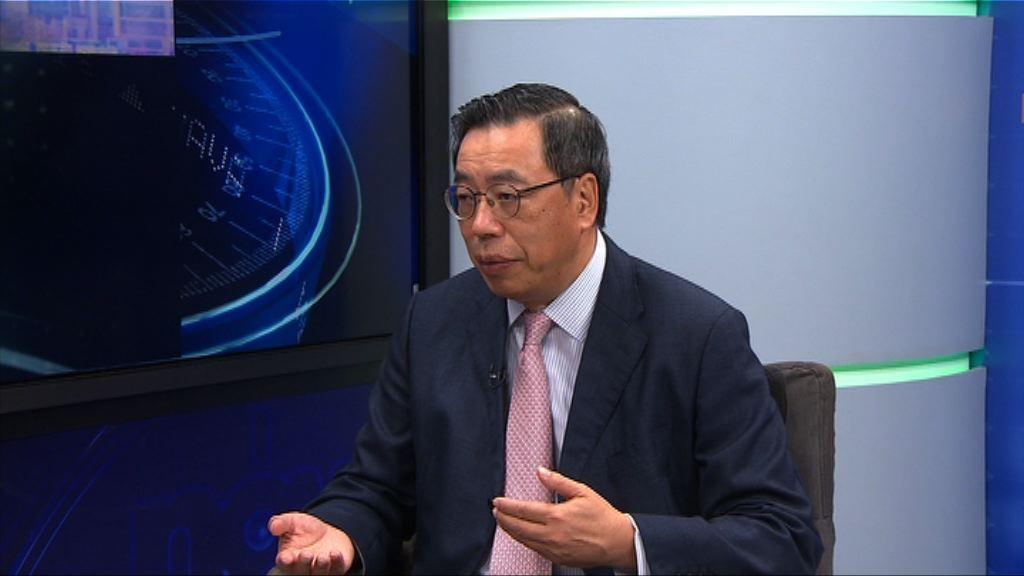 梁君彥:視乎議案時限再設限時辯論