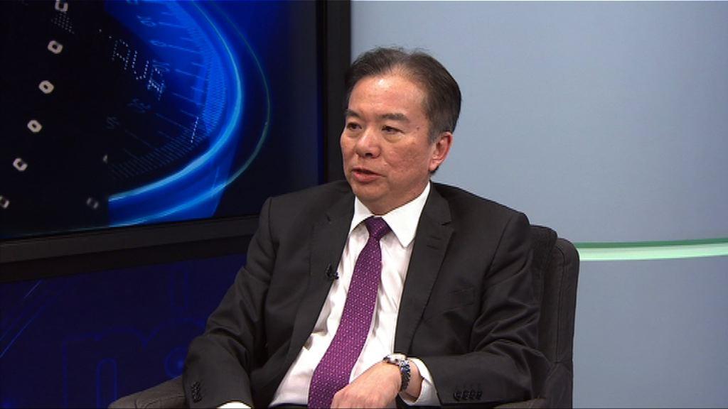 黃友嘉:不建議財政預算案派錢