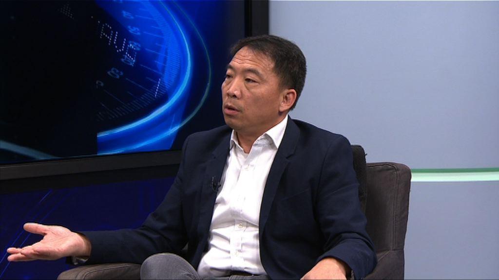 胡志偉:許智峯行為不足以被禠奪議席