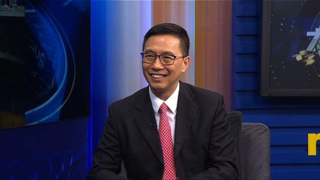 楊潤雄:政府非以中史代替國教