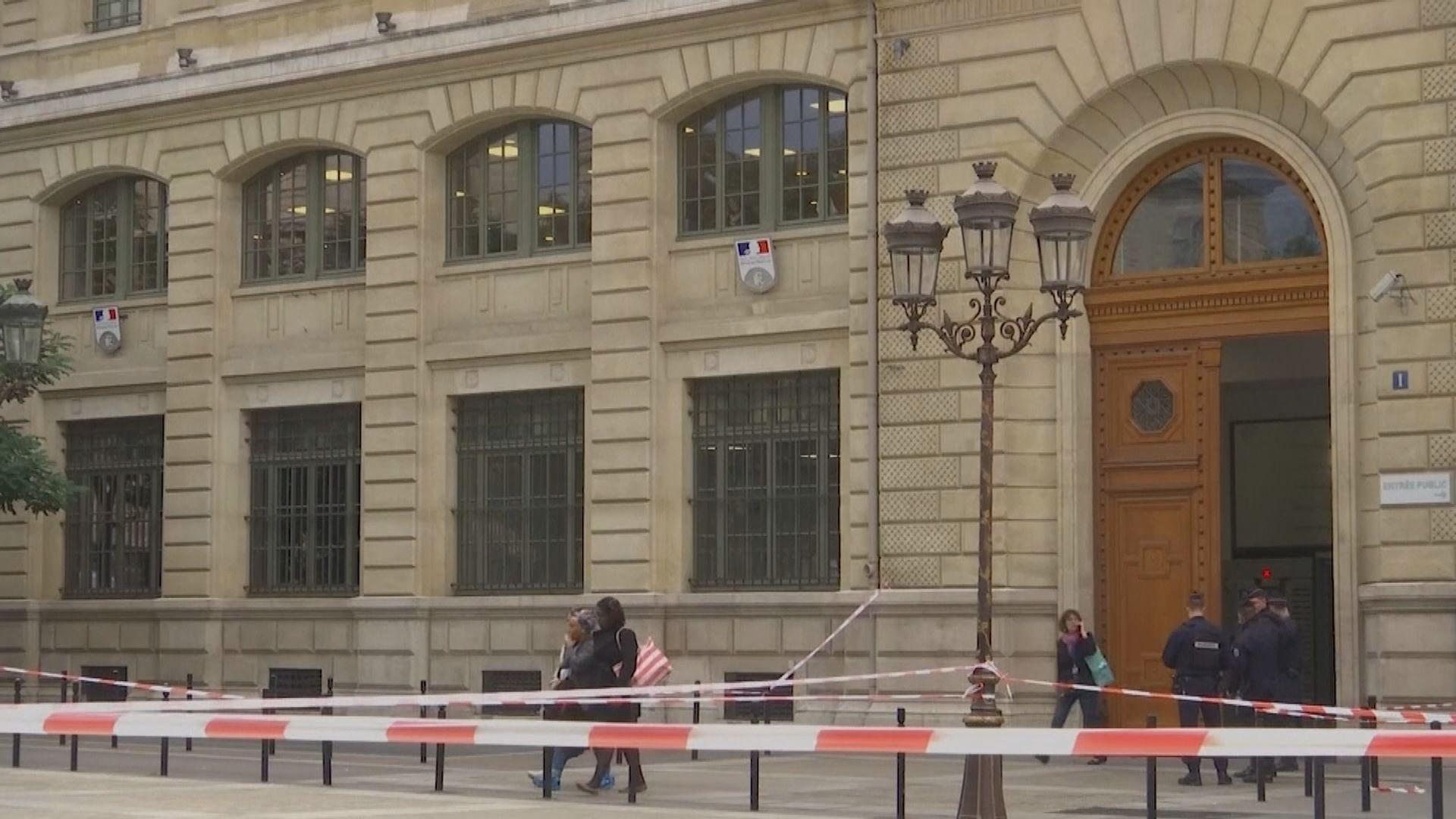 巴黎反恐部門接手調查警總襲擊案