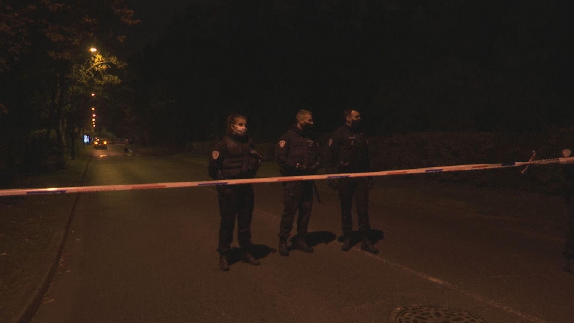 法國尼斯持刀襲擊案兇手被捕 反恐部門介入調查