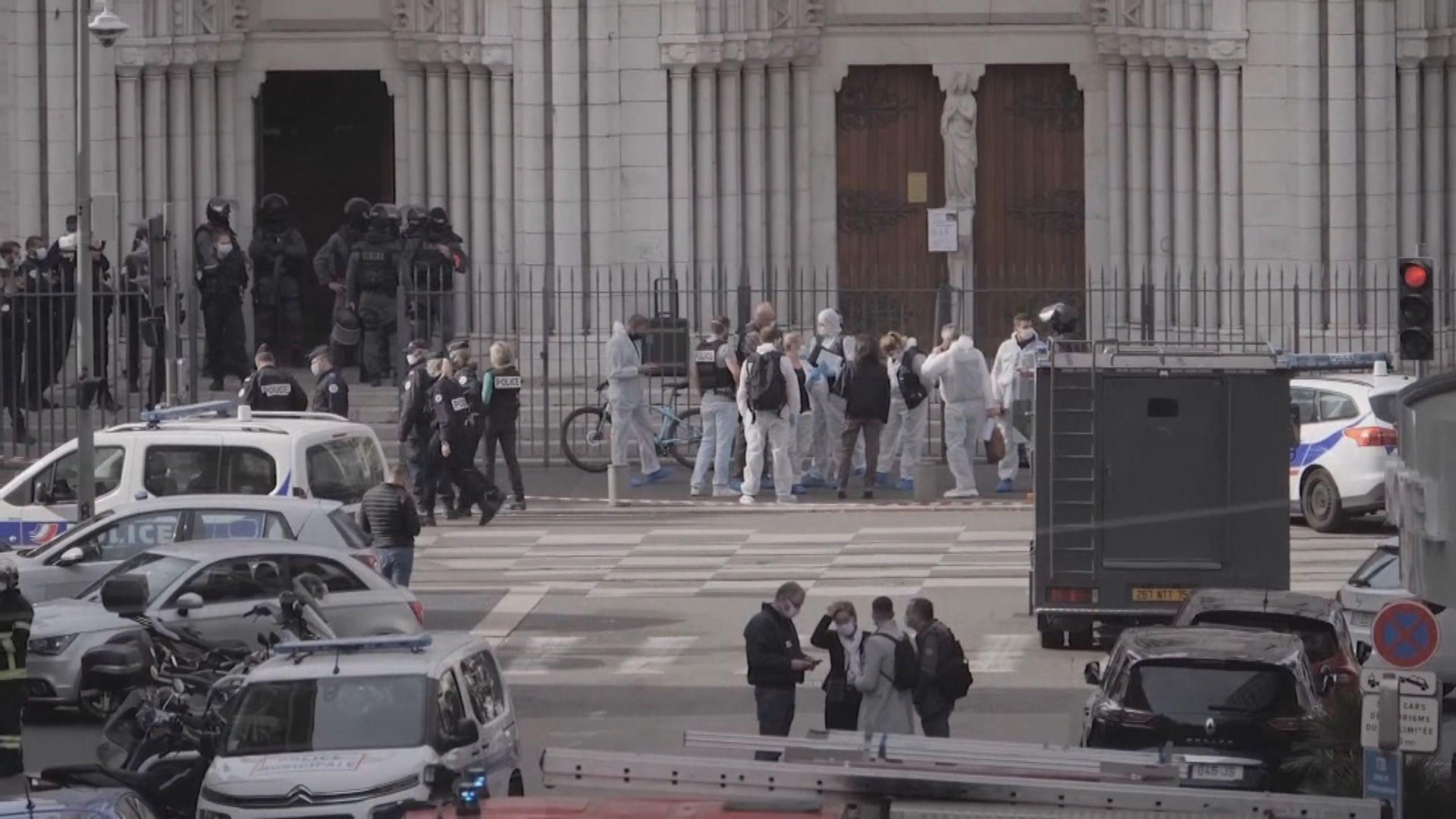 法國尼斯襲擊案 警指疑兇是21歲突尼斯男子