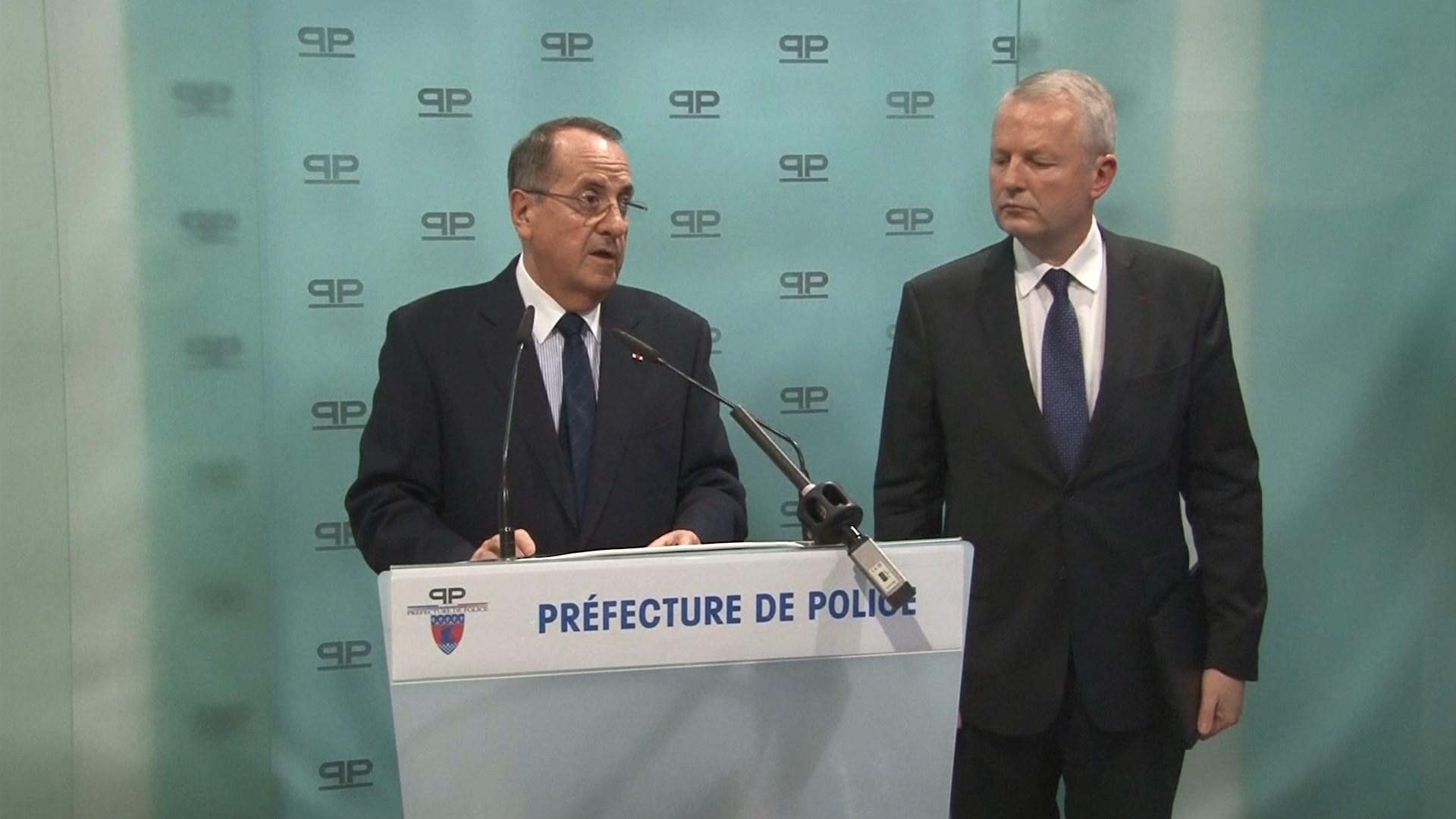 被指應對示威不力巴黎警察首長被革職