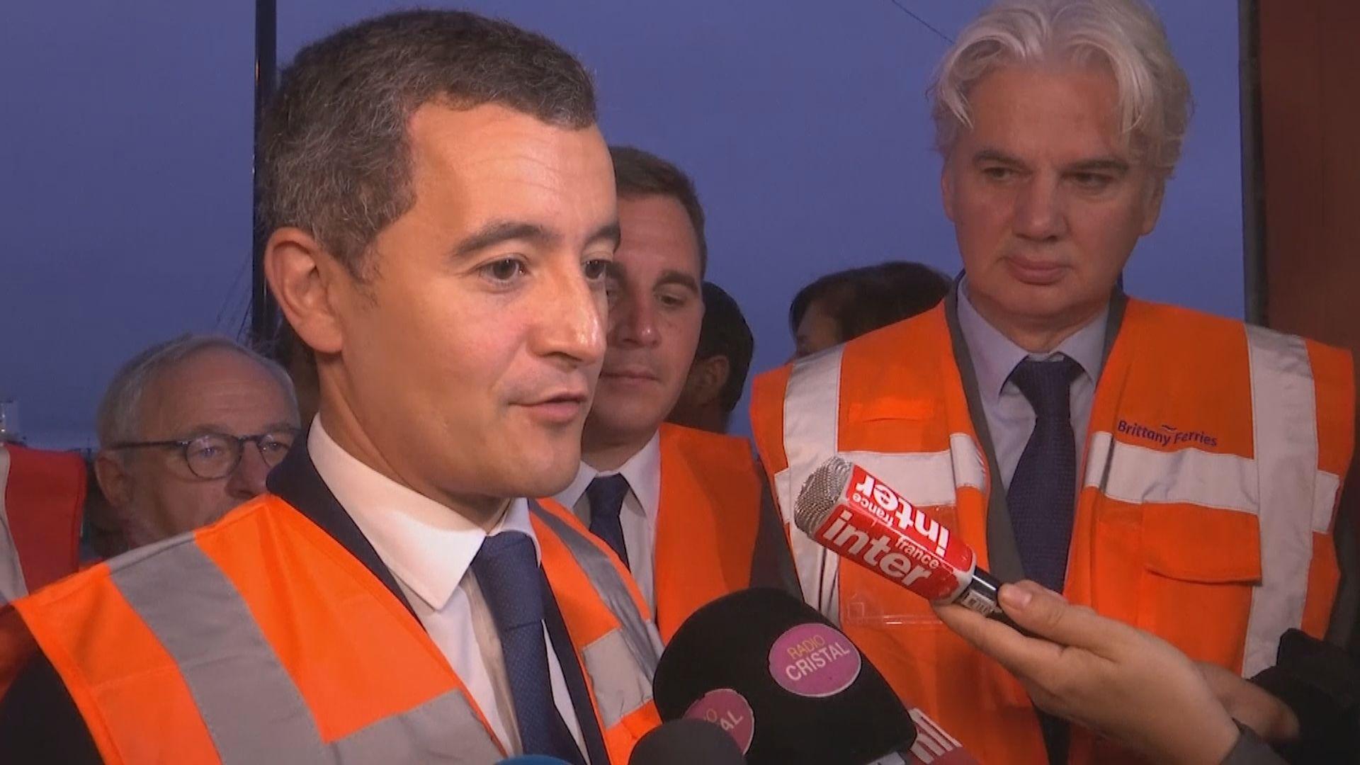 法國海關準備好應付英國一旦硬脫歐