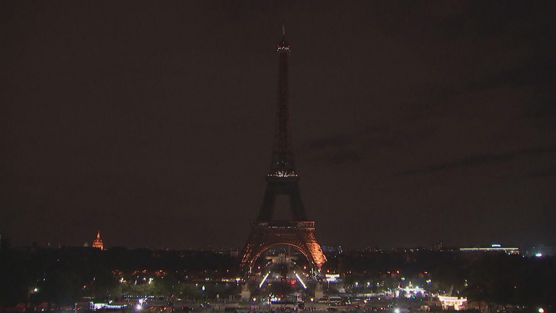 希拉克逝世 巴黎多個地方有悼念活動