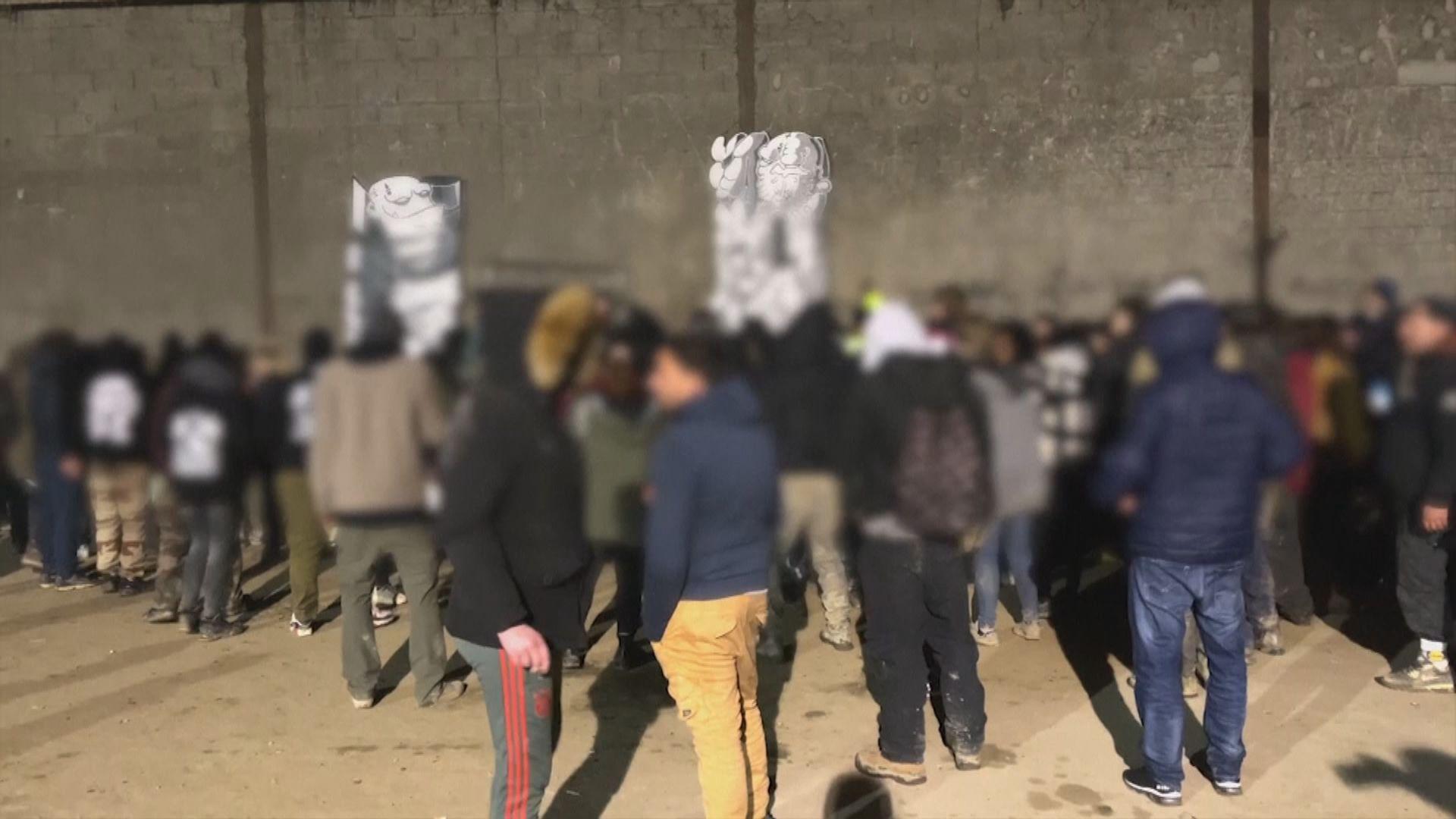 法國警方調查除夕夜違法派對 七人被拘留