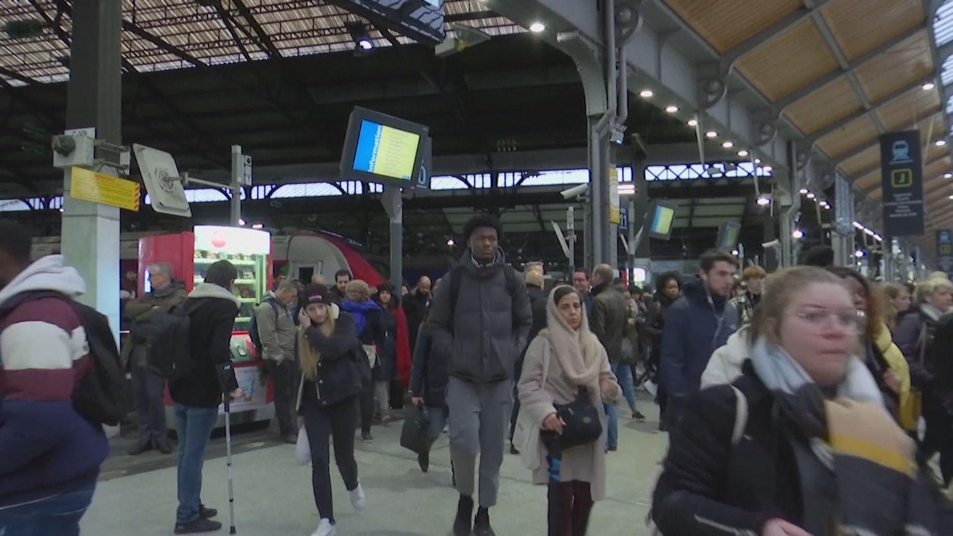 法國工會再號召示威抗議退休金改革