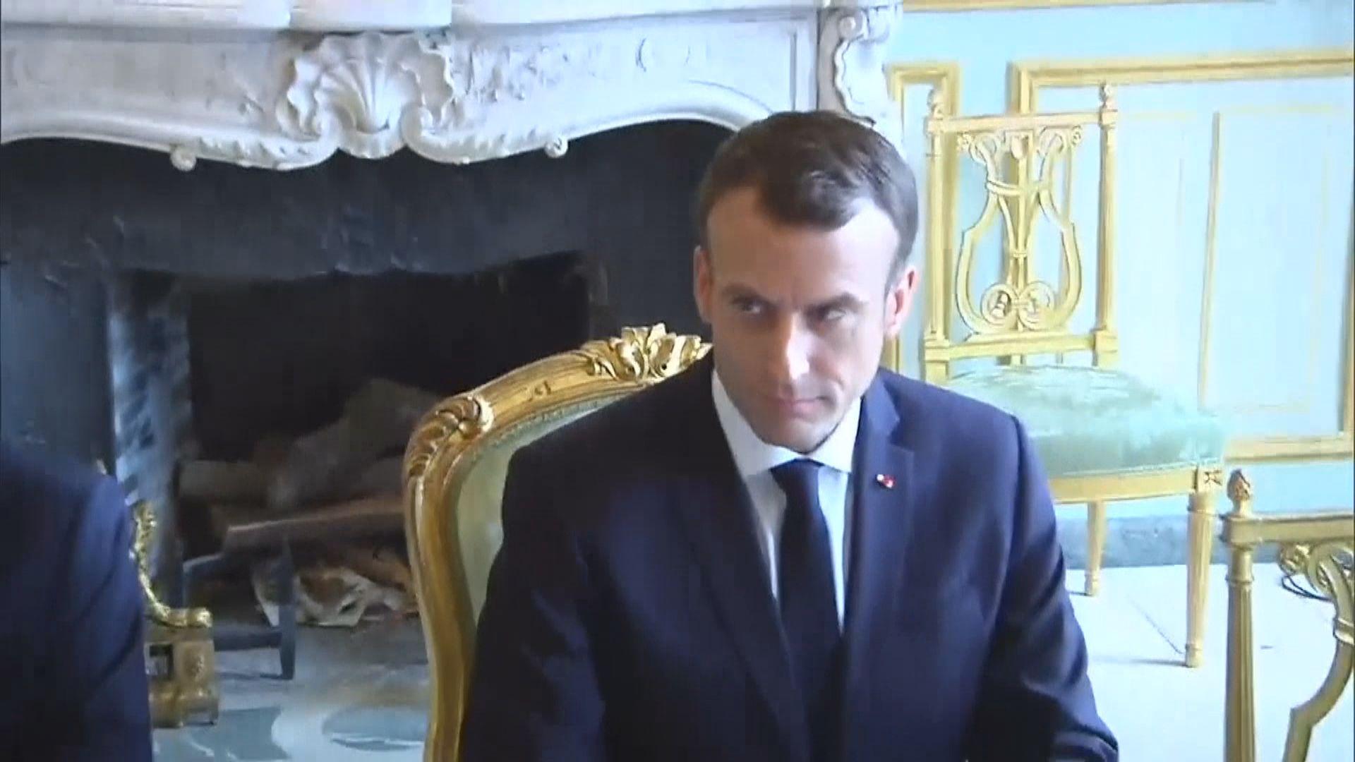 法國政府擱置增加燃油稅