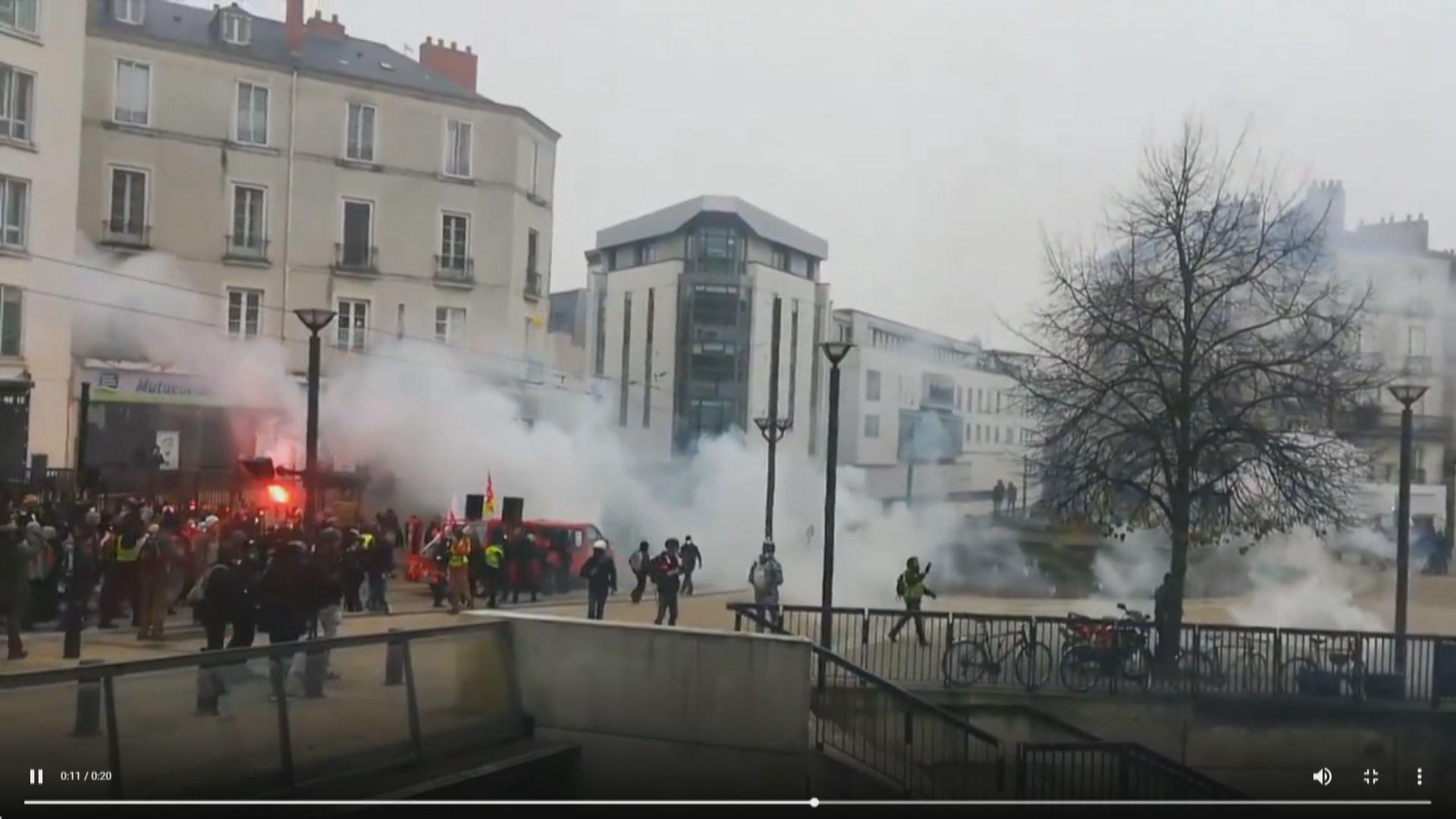 法國鐵路工人投票決定周五會繼續罷工