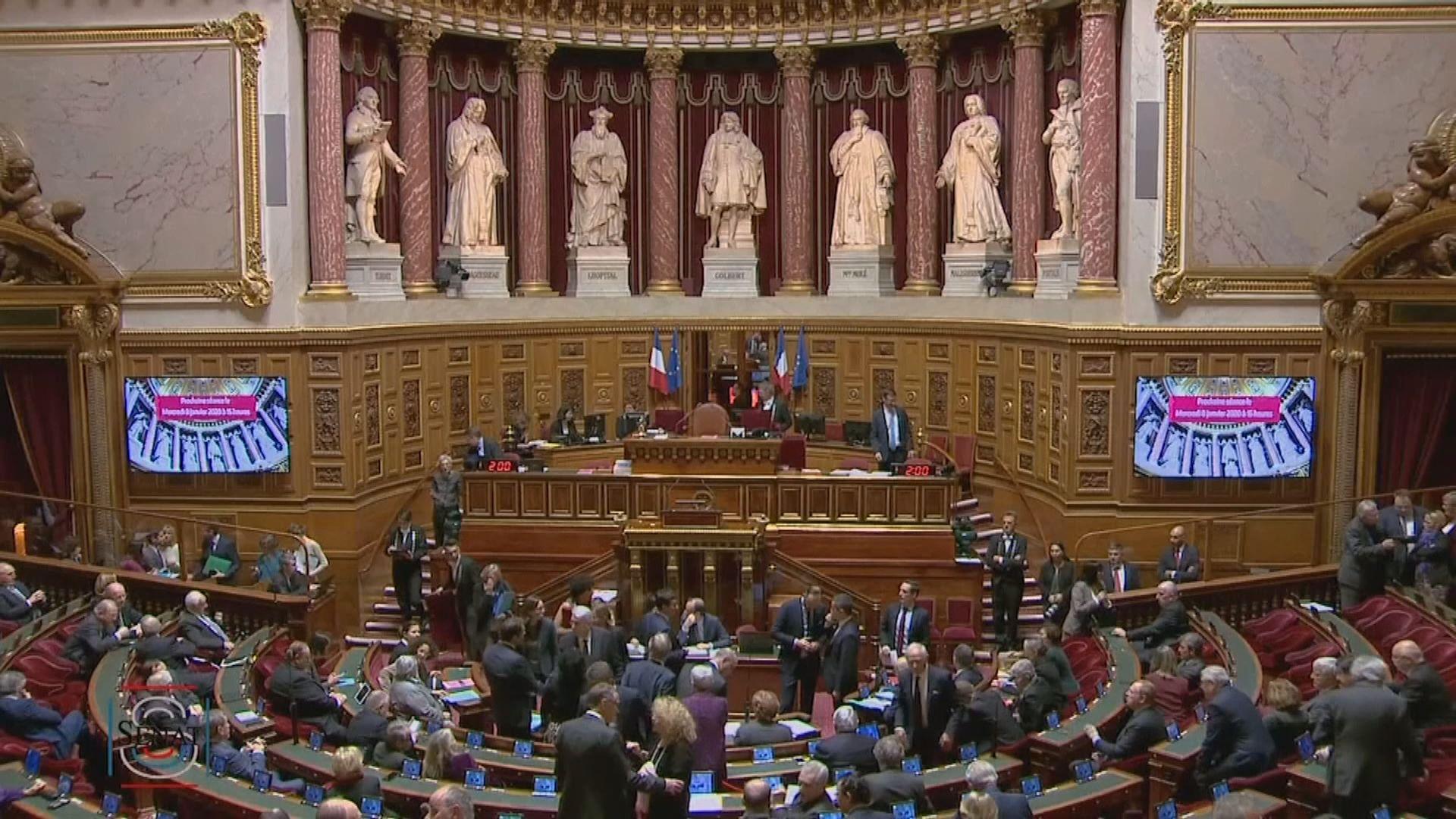 台灣感謝法國參議院支持參與國際組織