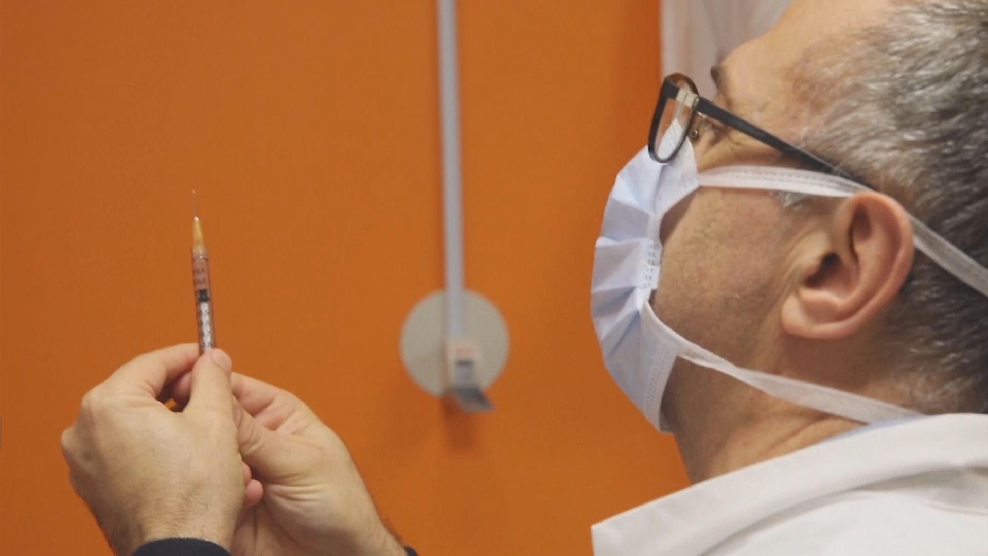 法國接種新冠疫苗進度嚴重落後 政府承諾簡化程序