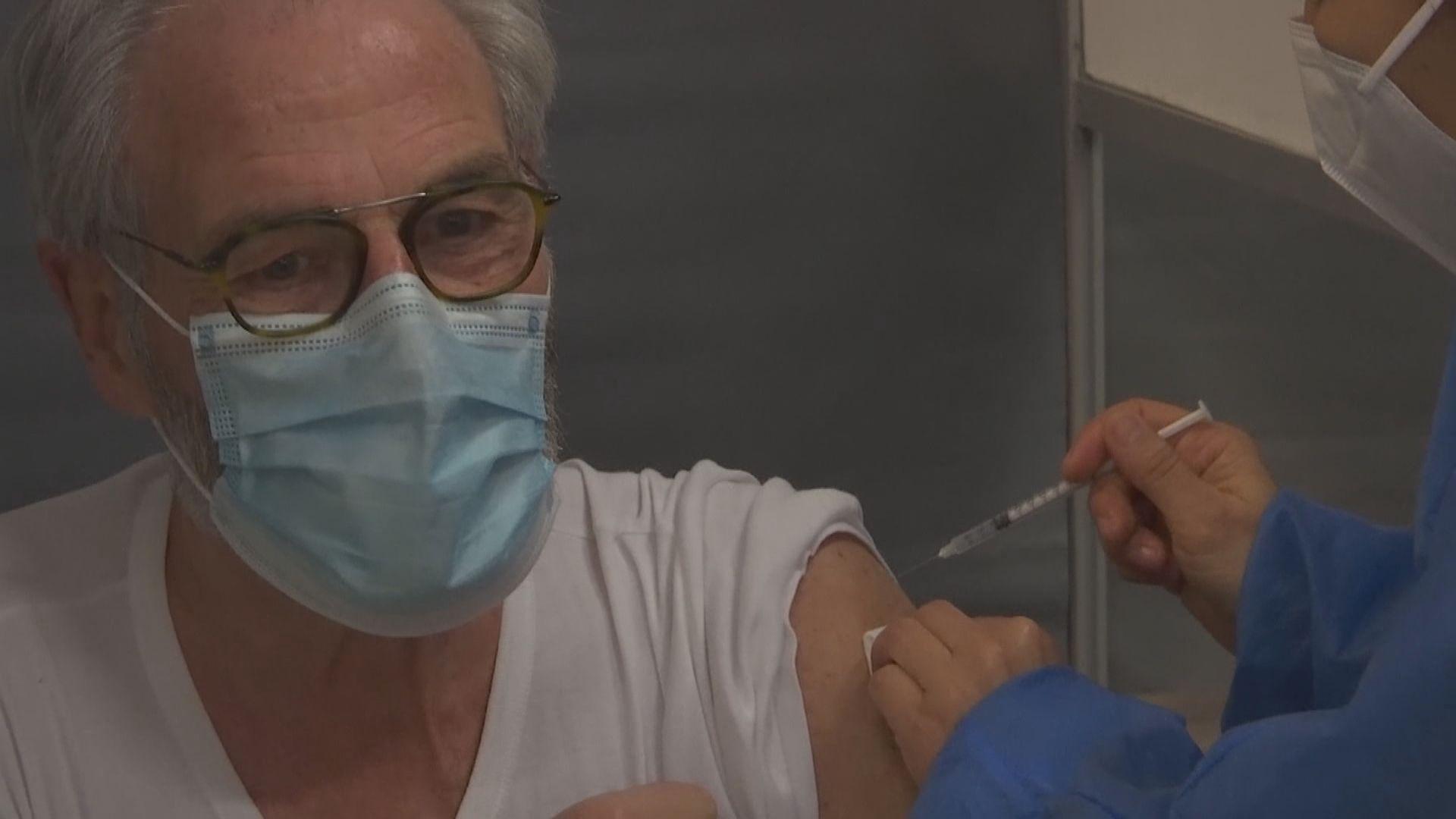 法國延長輝瑞及莫德納疫苗打兩針相隔時間