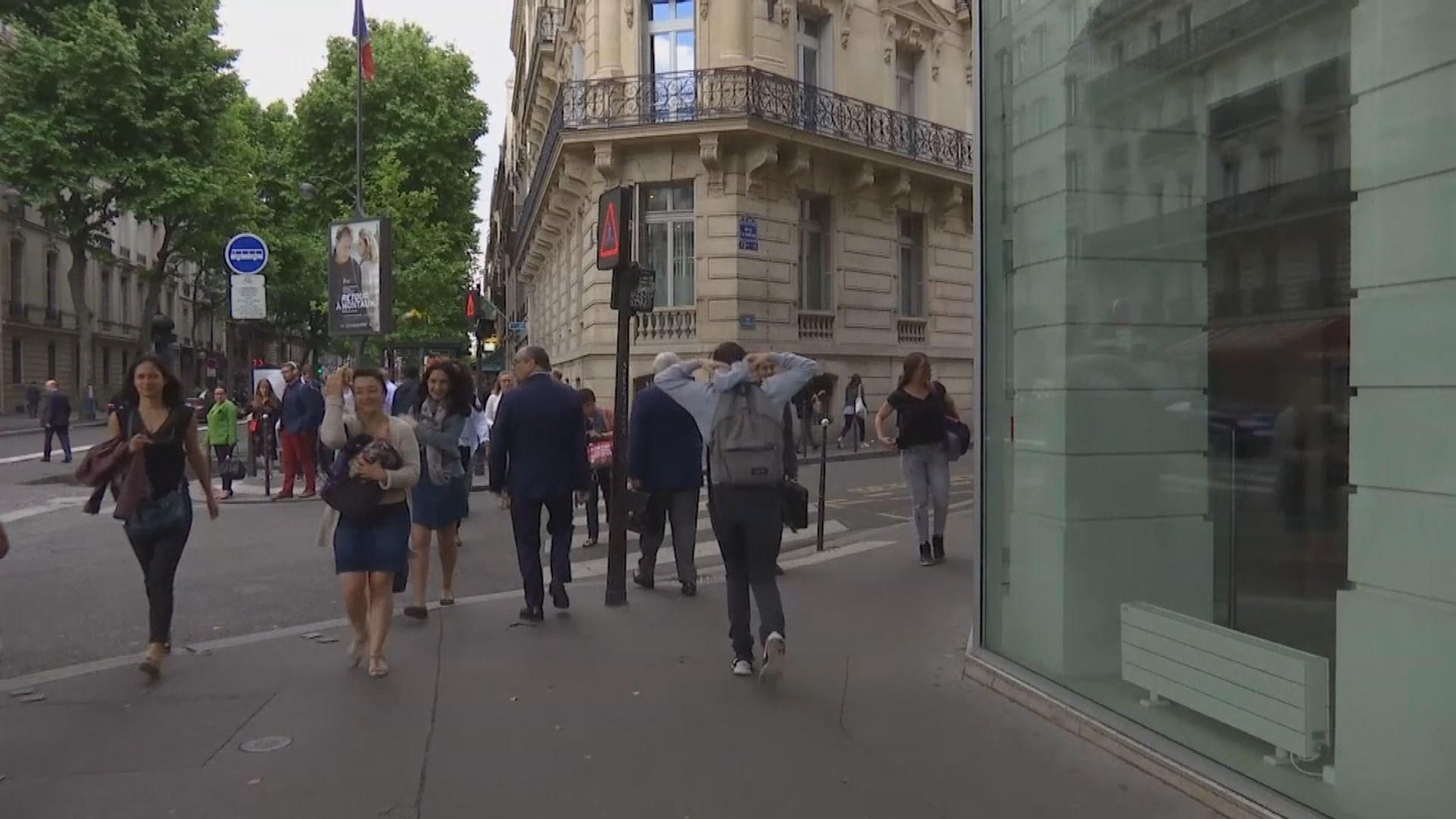 法國出現首名變種新冠病毒確診者