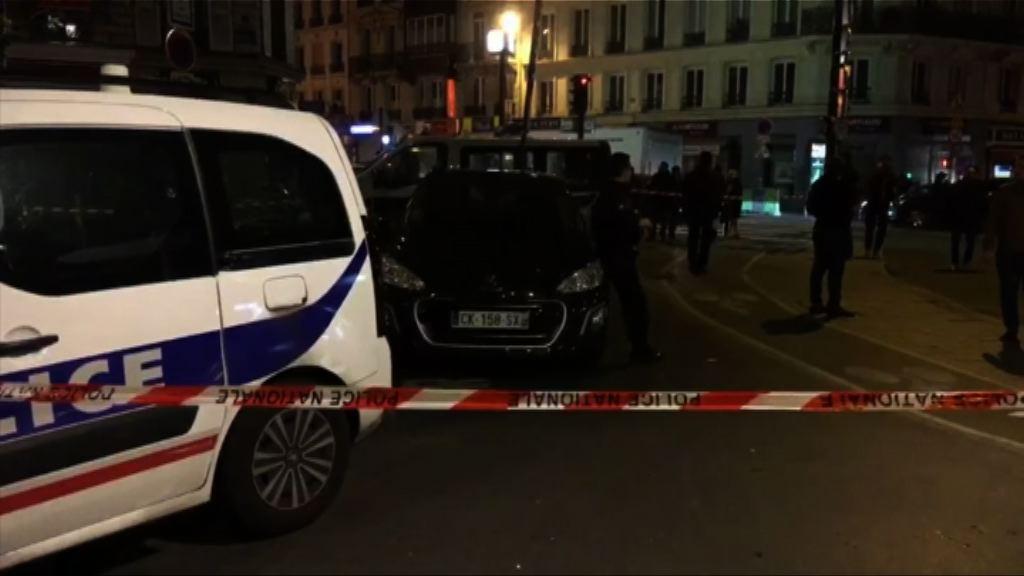 法國警方疏散巴黎北站 無說明任務性質