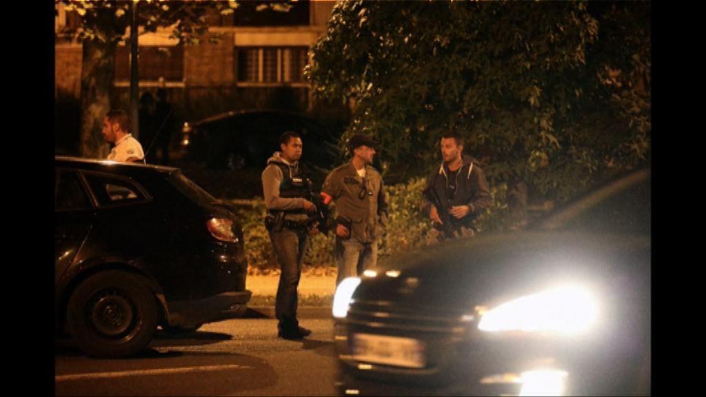 法警方拘一少年疑企圖發動襲擊
