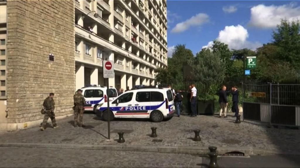 法國士兵遭撞傷 警方已拘捕疑犯