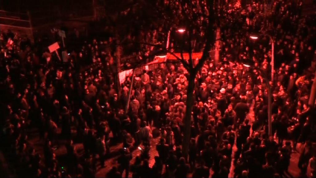 法國續有華人集會抗議警擊斃華僑