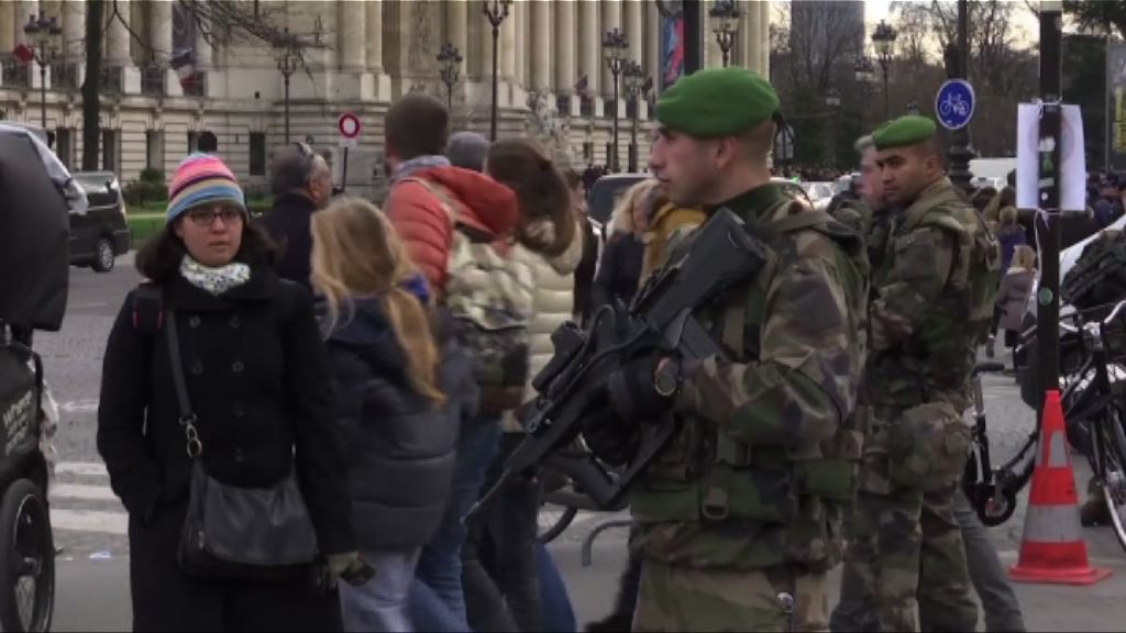 法國總統選舉在即 票站加強保安