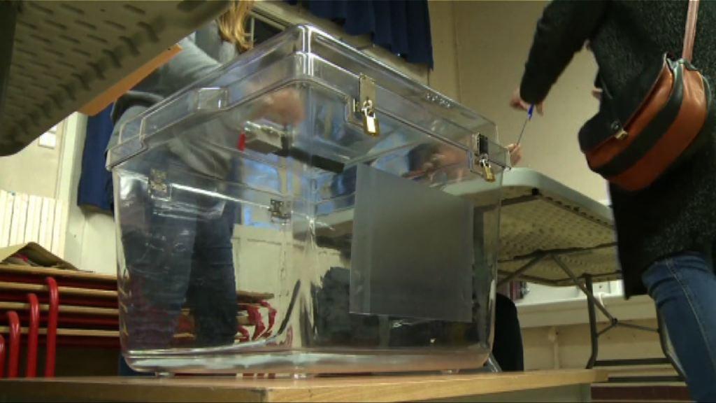 法國地方選舉第二輪投票