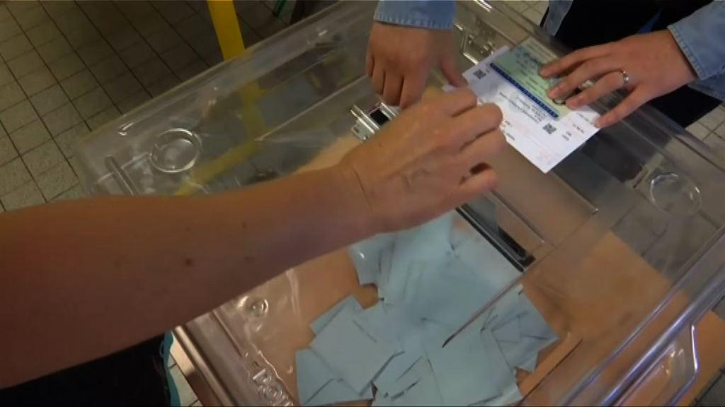 法國國會選舉 首輪投票投票率創新低