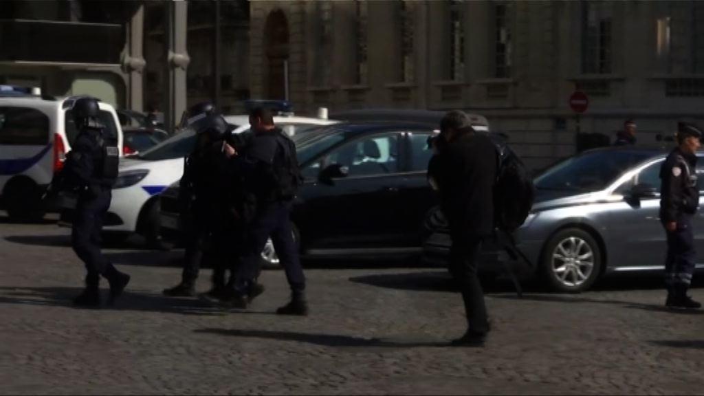 國基會巴黎辦公室信件爆炸一人傷