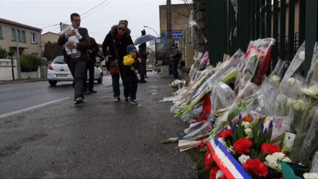 法國超市恐襲 將全國哀悼殉職憲兵