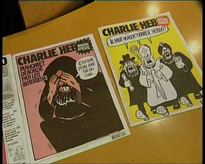 法政府曾批評傳媒登具爭議漫畫