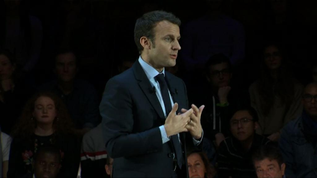 法國總統馬克龍收緊移民政策惹爭議