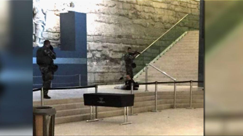 法國反恐部門突擊搜查巴黎多處