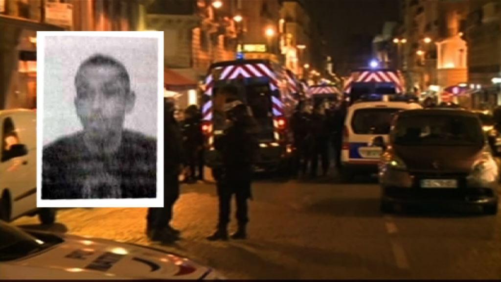 巴黎槍擊案兩死三傷 奧朗德指涉恐怖主義