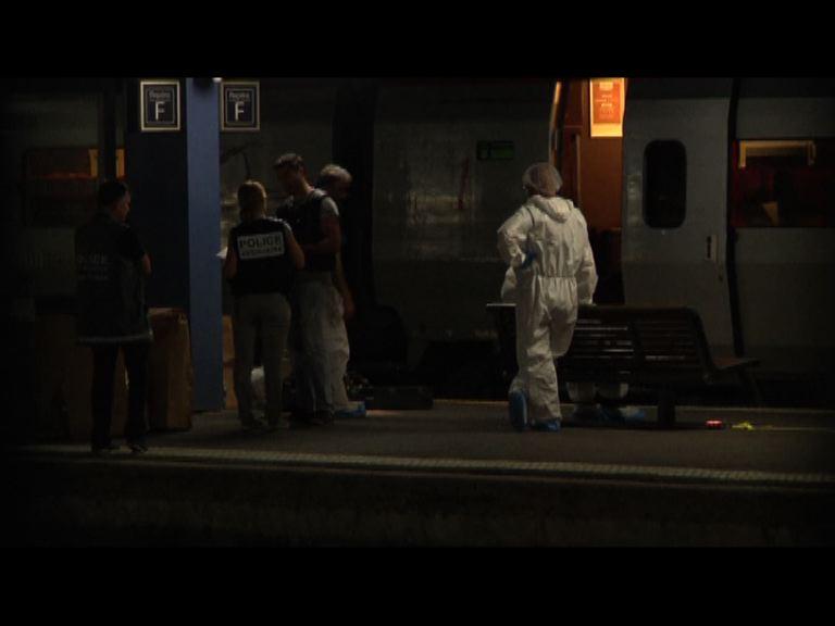 法國反恐部門調查高速列車槍擊案