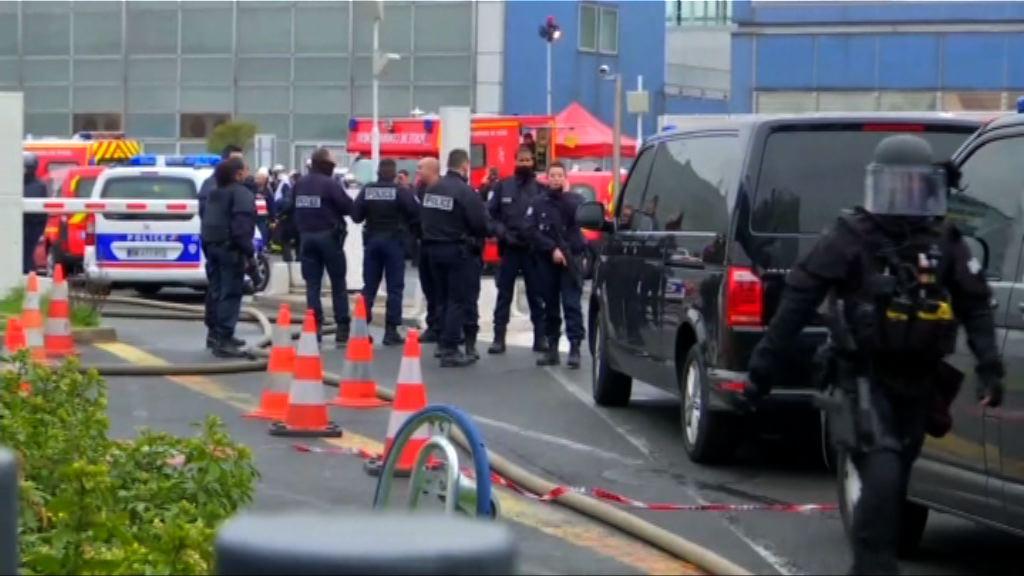 巴黎奧利機場槍擊案一人死亡