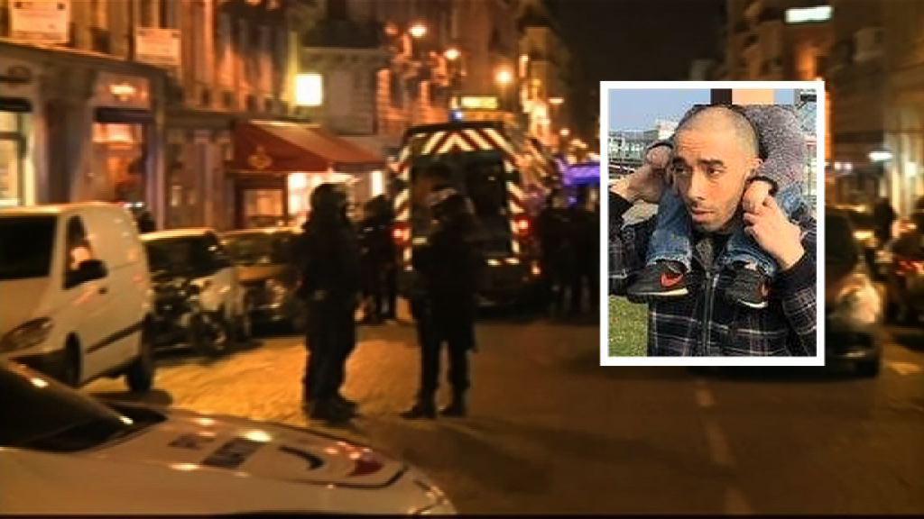巴黎槍擊案 有報道指槍手多次意圖殺警