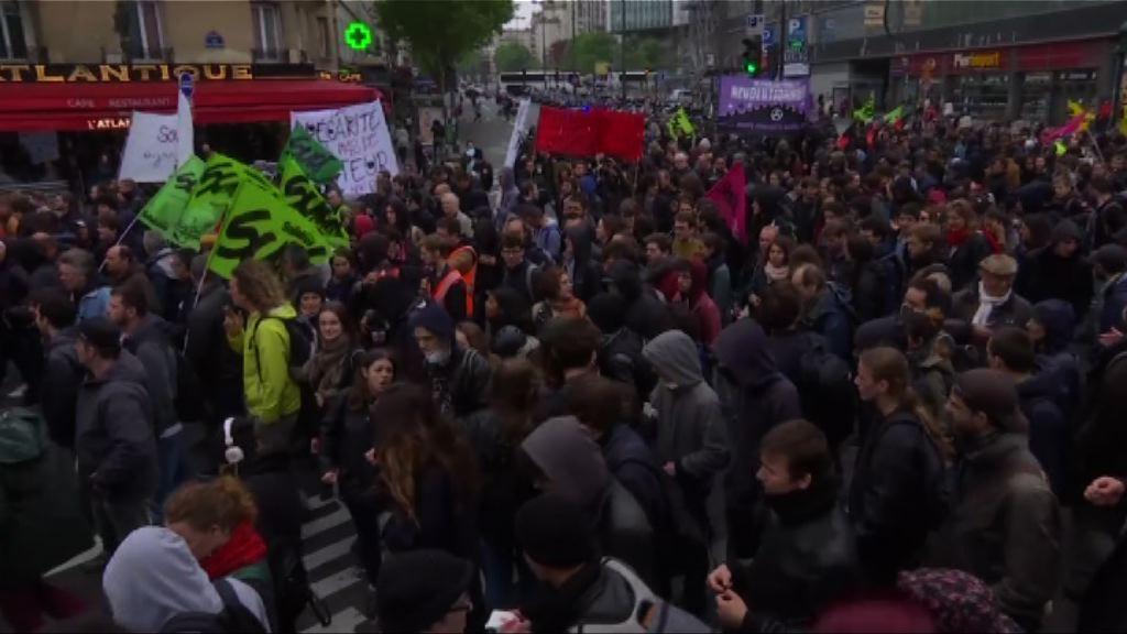 法國罷工工人威脅干擾歐國盃