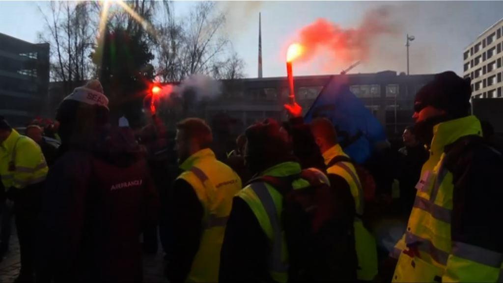 法航工會再發起連續兩日罷工